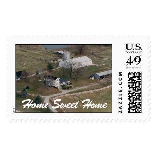 Helmich Farm House Stamps
