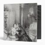 Heloise and Abelard Binder