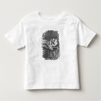 Heloise and Abelard in their study Toddler T-shirt