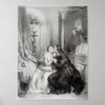 Heloise and Abelard Poster