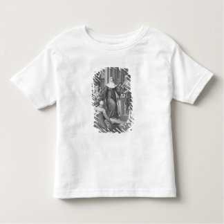 Heloise taking the veil toddler t-shirt