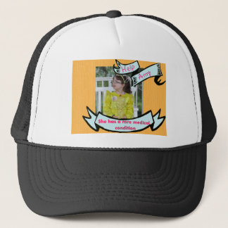 Help Amy Trucker Hat