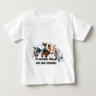 HELP ASHLEY'S DOGS TO COME HOME! T SHIRT