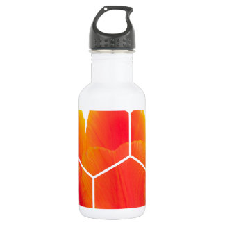 Help Bees... Plant Flowers. Stainless Steel Water Bottle