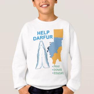 Help Darfur Sweatshirt