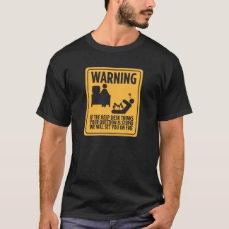 Help Desk T Shirt