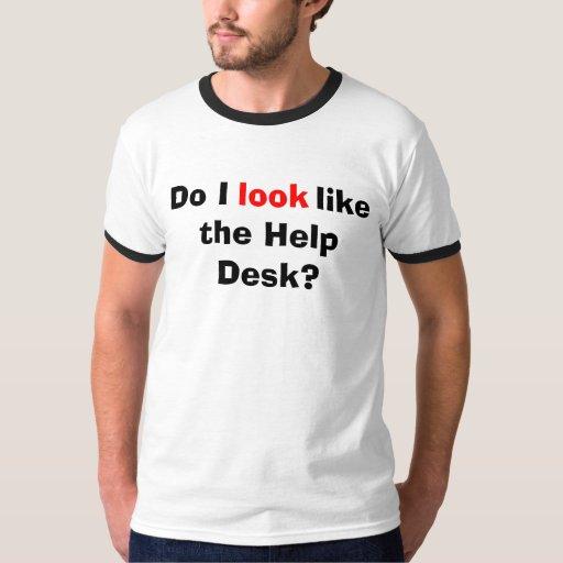 Help desk t shirt zazzle for T shirt help desk