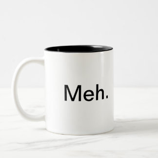 Help Desk Two-Tone Coffee Mug
