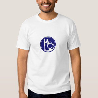 HELP DISABLES STAIRS FRIEND T-Shirt