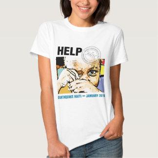 Help Donation Haiti T-Shirt