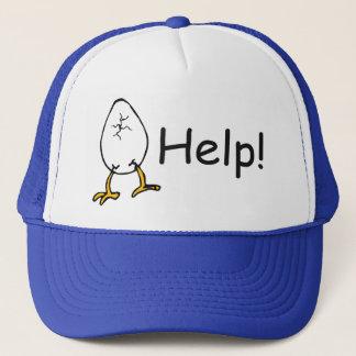 Help Easter Trucker Hat