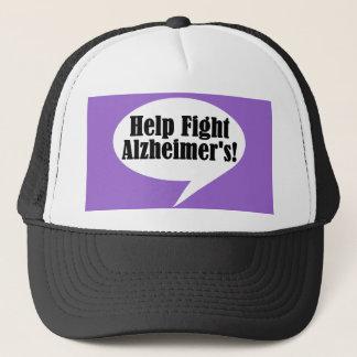 Help Fight Alzheimer's Hat