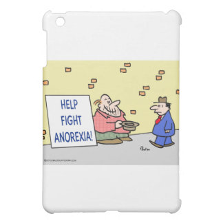 Help fight anorexia. iPad mini cases