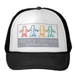 Help for Orphans Black/White Baseball Cap Hat