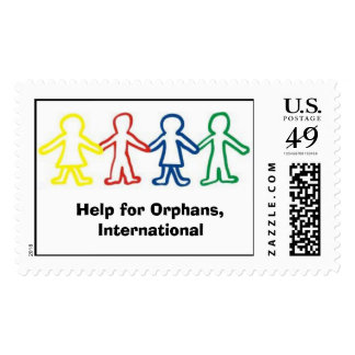 Help for Orphans, Stamp