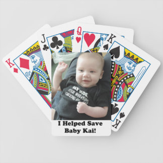 Help Fund Bay Kai's Medical Recovery Playing Cards