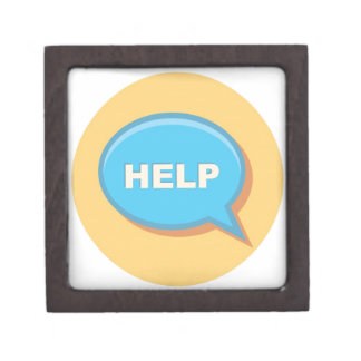 Help Gift Box