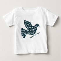 Help grow the movement to #BringBackNice! Baby T-Shirt