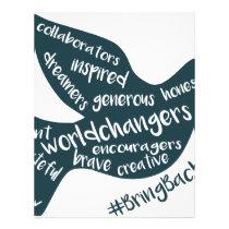Help grow the movement to #BringBackNice! Letterhead