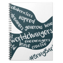 Help grow the movement to #BringBackNice! Notebook