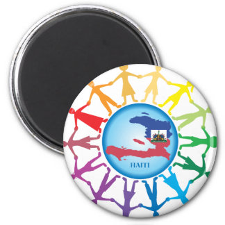 Help Haiti 2 Fridge Magnets