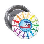 Help Haiti 2 Pinback Button