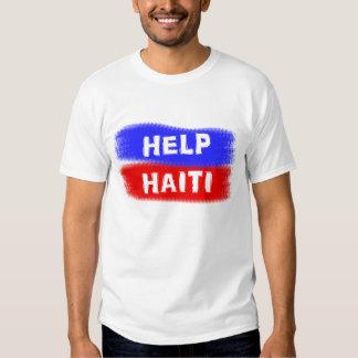 HELP HAITI 2 SHIRT