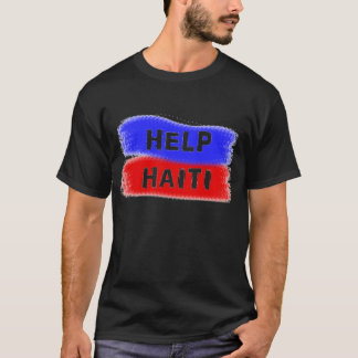 HELP HAITI 2 T-Shirt