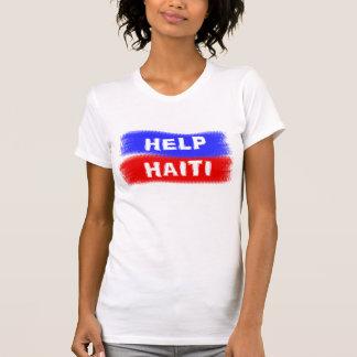 HELP HAITI 2 T SHIRT