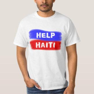 HELP HAITI 2 TEE SHIRT