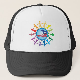 Help Haiti 2 Trucker Hat