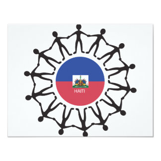 Help Haiti Card