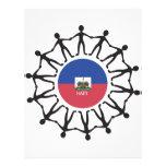 Help Haiti Customized Letterhead