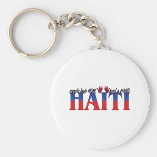 help haiti key chains