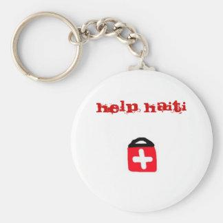 Help Haiti Keychain (profits go to Haiti)