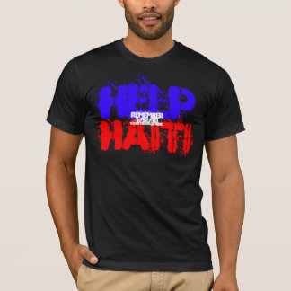 Help Haiti (men) T-Shirt
