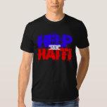Help Haiti (men) T-shirts