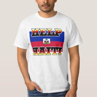 HELP HAITI TEE SHIRT