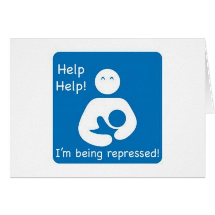 Help, Help! Card