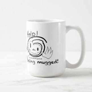 Help I'm being mugged! Mug