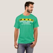 Help Kidney Needed - Mens Dark T-Shirt