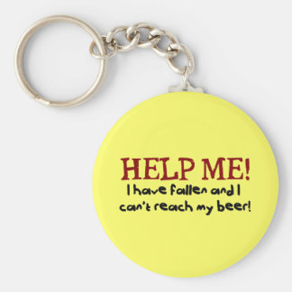 Help me! I have fallen Key Chains