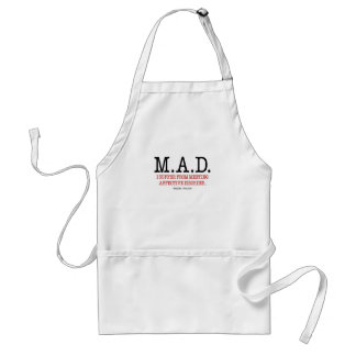 Help Me I Suffer From Meeting Affective Disorder Adult Apron