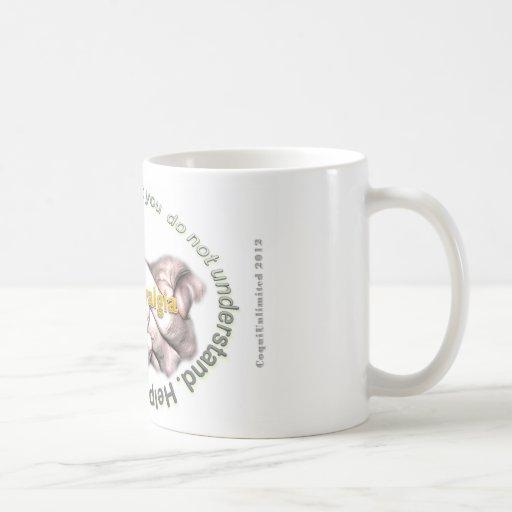 Help Me In My Healing Coffee Mug