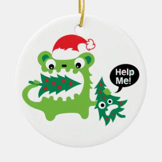 Help Me! ornament ll