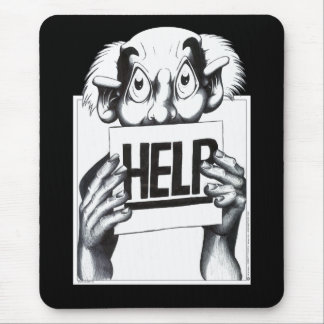 Help Mouse Pad
