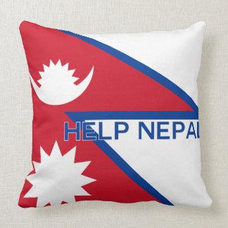 Help Nepal! Pillows