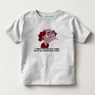 Help Pay For College 1 Toddler T-shirt