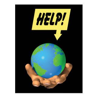 Help! Postcard