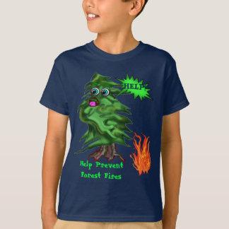 Help Prevent Forest Fires T-Shirt